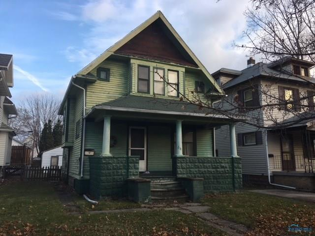 641 Parker, Toledo, OH 43605 (MLS #6026731) :: RE/MAX Masters