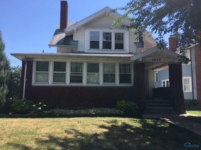 1847 Glendale, Toledo, OH 43614 (MLS #6027750) :: Office of Ivan Smith