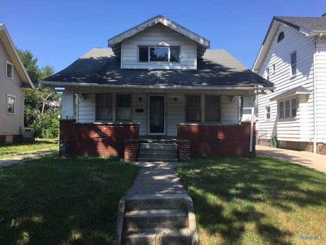 852 Hampton, Toledo, OH 43609 (MLS #6027764) :: Key Realty