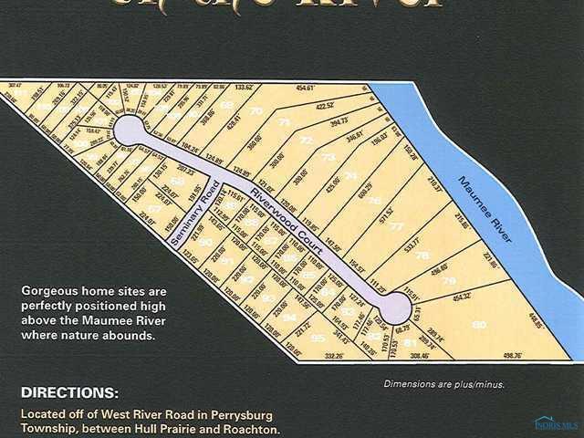 26343 W River, Perrysburg, OH 43551 (MLS #6027890) :: Key Realty