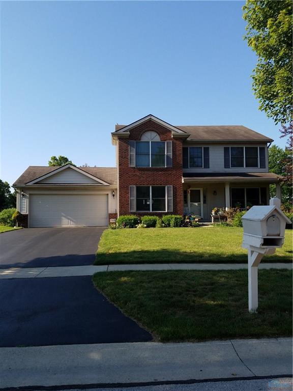 7633 Sylvan Oaks, Sylvania, OH 43560 (MLS #6028192) :: RE/MAX Masters