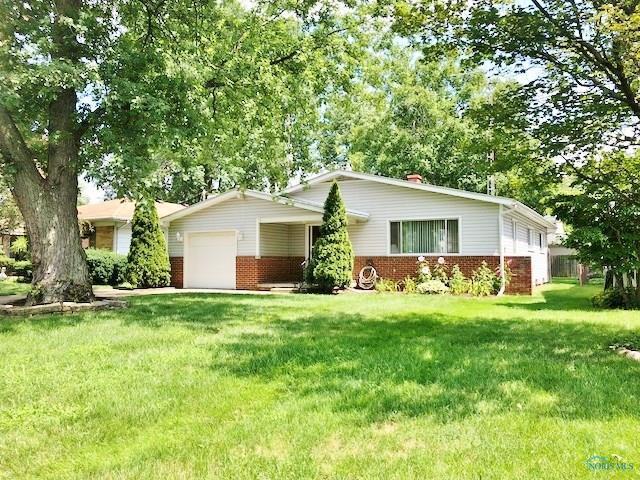 5132 Oakridge, Toledo, OH 43623 (MLS #6029305) :: Key Realty