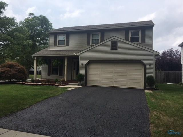 601 Bennington, Maumee, OH 43537 (MLS #6029501) :: Office of Ivan Smith