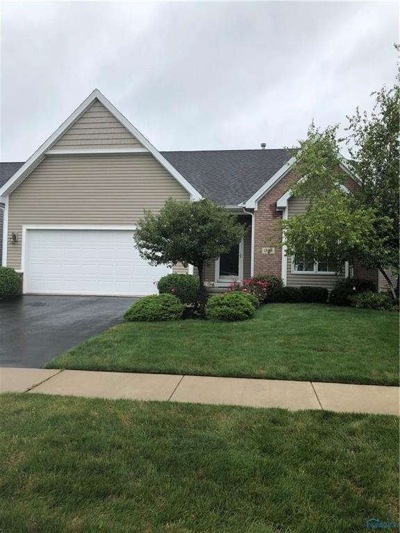 1860 Hidden Ridge, Perrysburg, OH 43551 (MLS #6029604) :: Key Realty