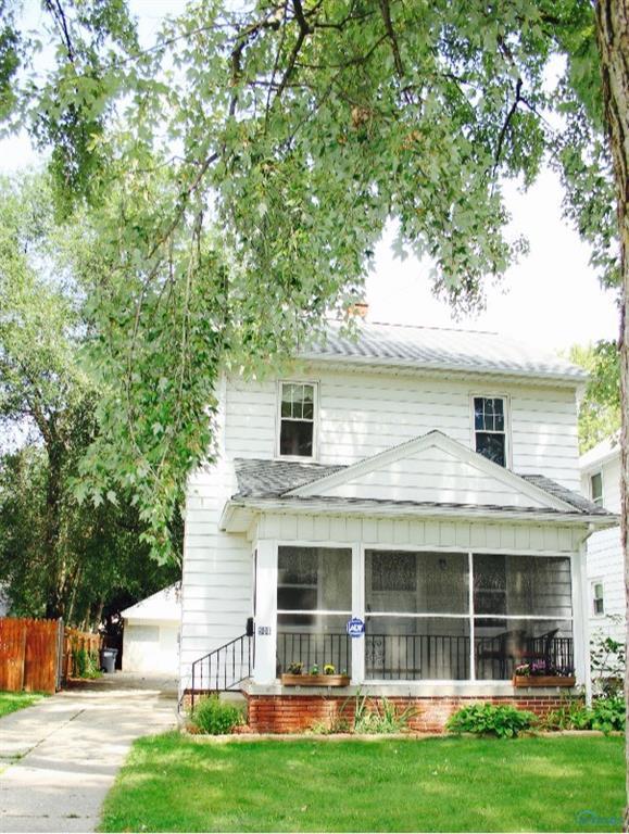 908 Brinton, Toledo, OH 43612 (MLS #6029908) :: Key Realty