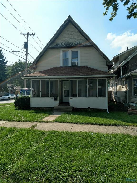 886 National, Toledo, OH 43609 (MLS #6030090) :: Key Realty