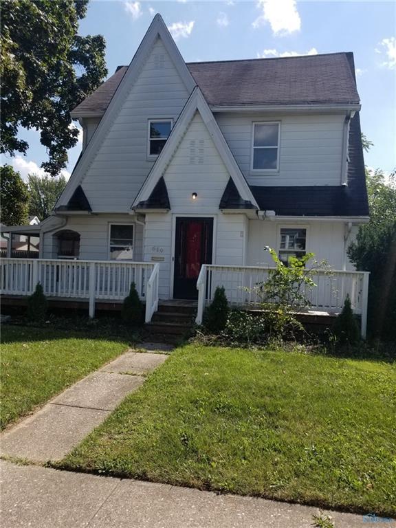 619 Cloverdale, Toledo, OH 43612 (MLS #6030464) :: Office of Ivan Smith