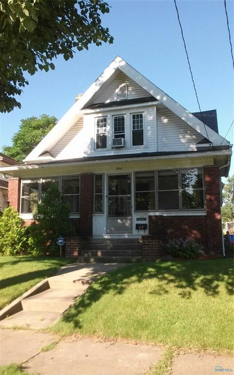 244 Somerset, Toledo, OH 43609 (MLS #6030481) :: Key Realty