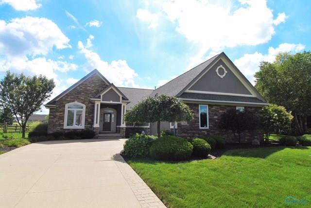 4562 Turtle Creek, Perrysburg, OH 43551 (MLS #6030629) :: RE/MAX Masters
