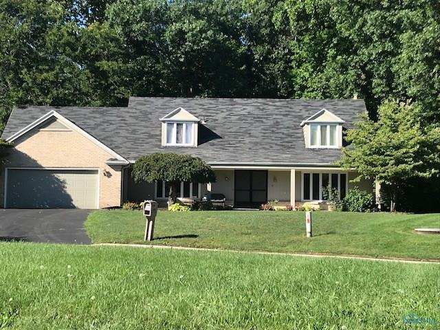 6808 Hickory Hill, Maumee, OH 43537 (MLS #6030714) :: Key Realty