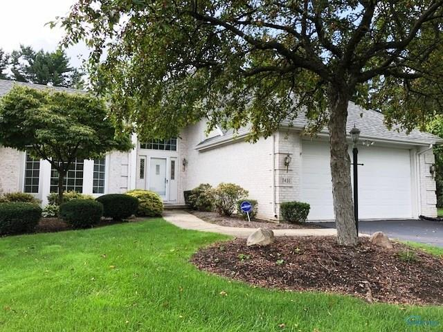 7451 Country Commons, Sylvania, OH 43560 (MLS #6030810) :: Office of Ivan Smith
