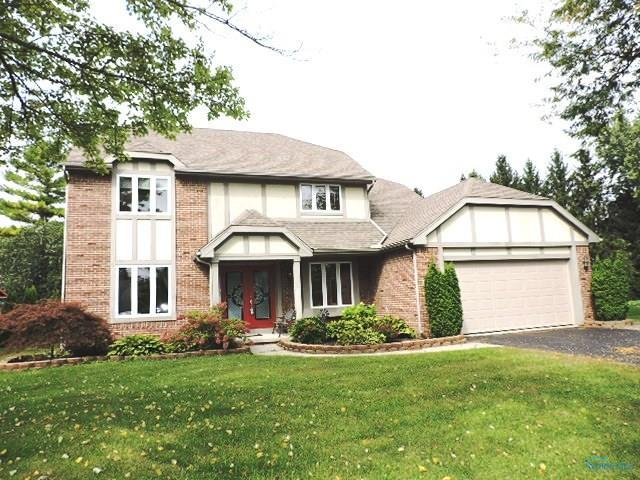 5101 Sprucewood, Sylvania, OH 43560 (MLS #6031527) :: RE/MAX Masters