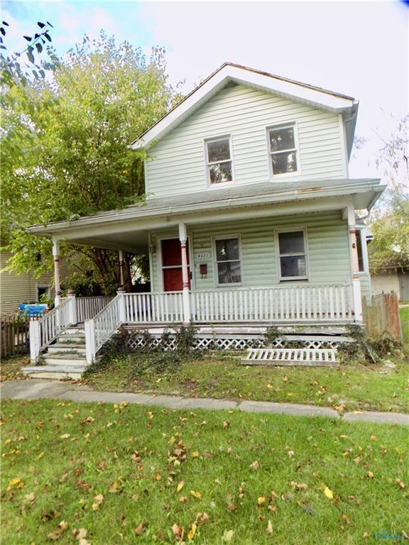 4321 Lewis, Toledo, OH 43612 (MLS #6032083) :: Key Realty