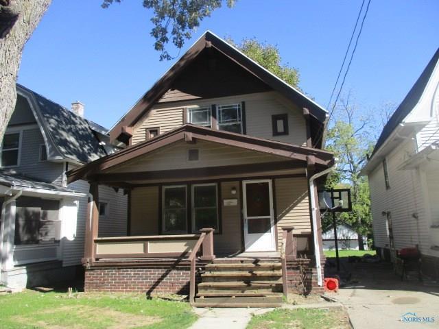 2426 Evans, Toledo, OH 43606 (MLS #6032576) :: Key Realty