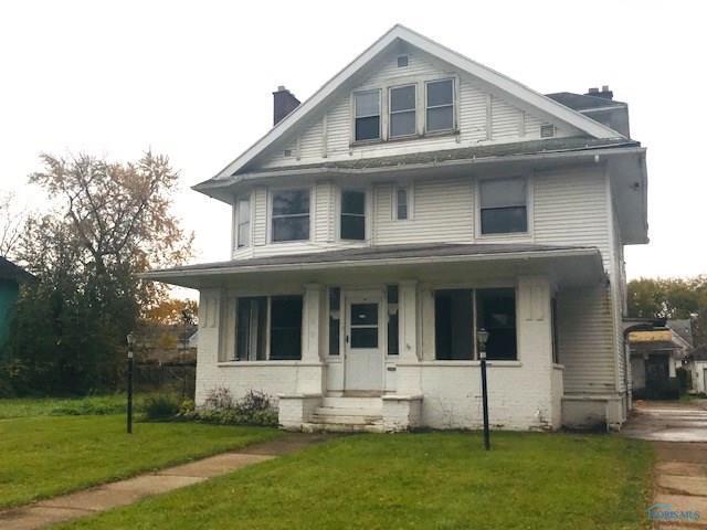 923 W Woodruff, Toledo, OH 43606 (MLS #6033129) :: RE/MAX Masters