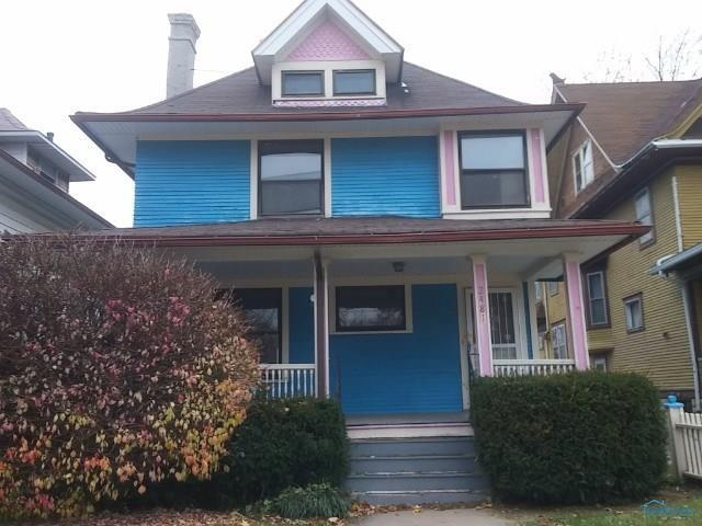 2481 Lawrence, Toledo, OH 43620 (MLS #6033369) :: RE/MAX Masters