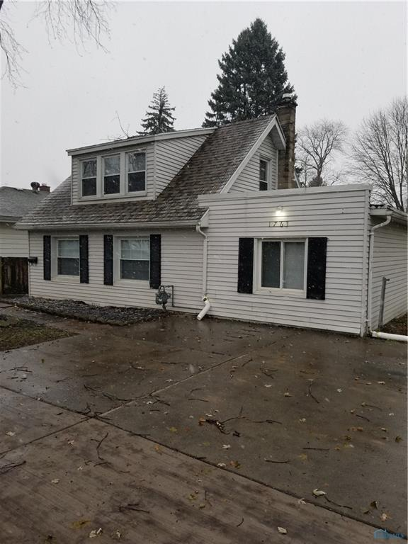 1763 Northover, Toledo, OH 43613 (MLS #6033569) :: Key Realty