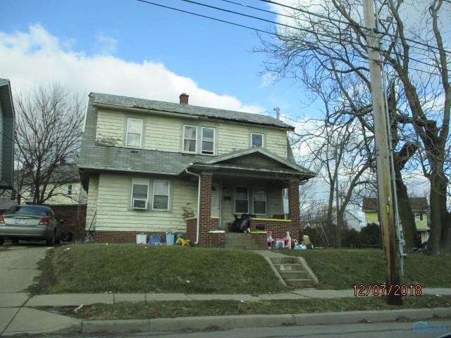 1920 Dorr, Toledo, OH 43607 (MLS #6034503) :: Key Realty