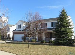 7855 Royal Hampton, Waterville, OH 43566 (MLS #6035119) :: Key Realty