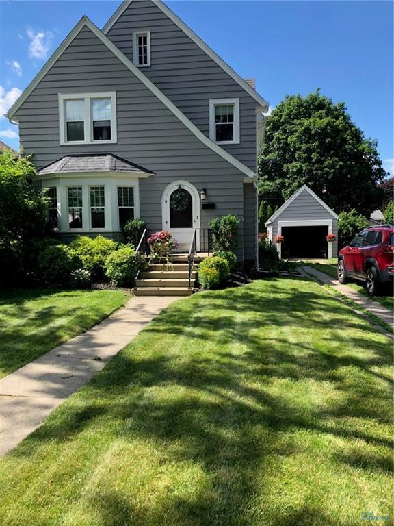 219 W Dudley, Maumee, OH 43537 (MLS #6035573) :: Key Realty