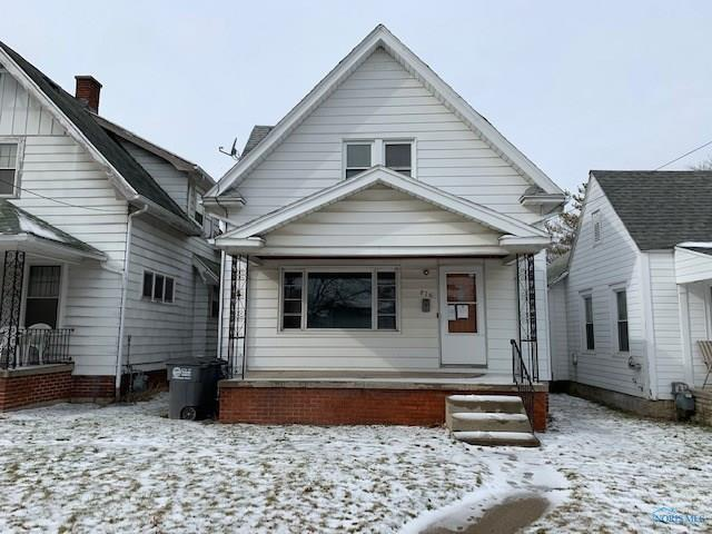876 Toledo, Toledo, OH 43609 (MLS #6035894) :: Key Realty