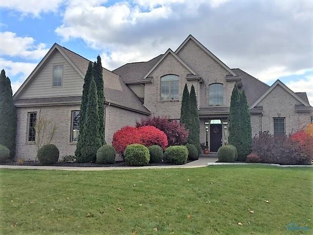 1551 Gleneagles, Bowling Green, OH 43402 (MLS #6036014) :: RE/MAX Masters