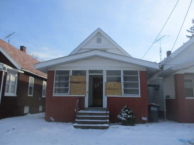 422 E Hudson, Toledo, OH 43608 (MLS #6036730) :: Key Realty
