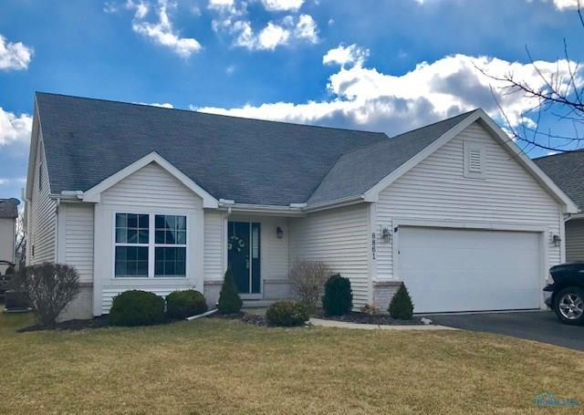 8861 Red Hawk, Sylvania, OH 43560 (MLS #6037261) :: Key Realty