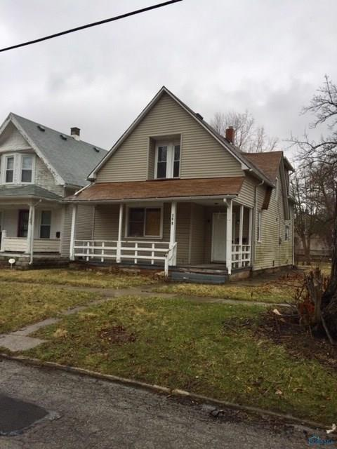 921 Waverly, Toledo, OH 43607 (MLS #6037641) :: Key Realty