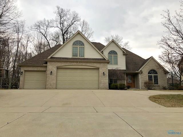 6044 Sylvan Ridge, Toledo, OH 43623 (MLS #6037994) :: Key Realty