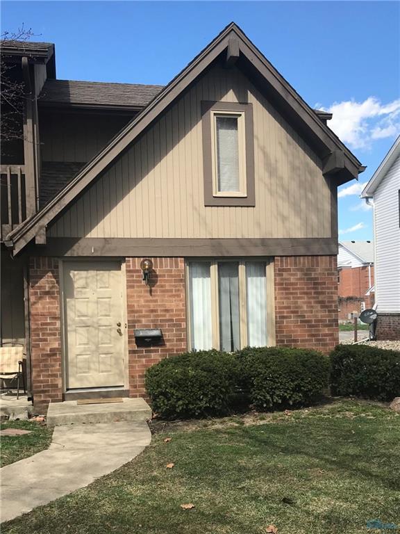 2256 Rockspring #1, Toledo, OH 43614 (MLS #6038072) :: Key Realty