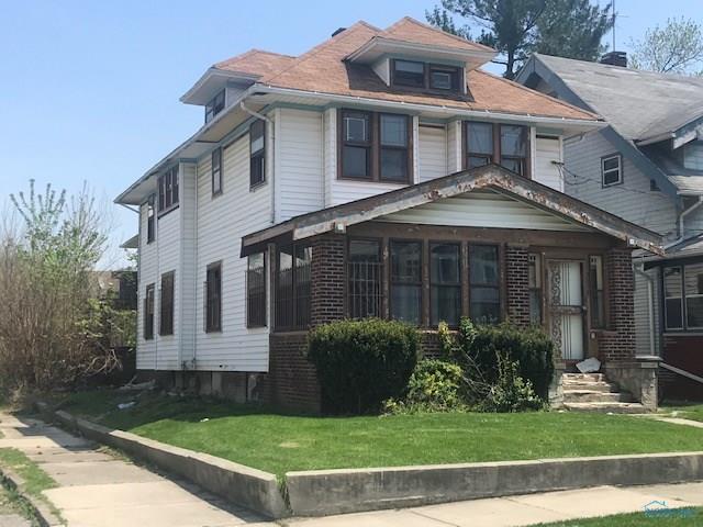 3240 Parkwood, Toledo, OH 43610 (MLS #6039996) :: Key Realty