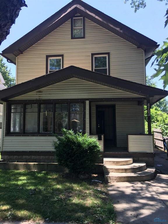4103 Caroline, Toledo, OH 43612 (MLS #6040596) :: RE/MAX Masters