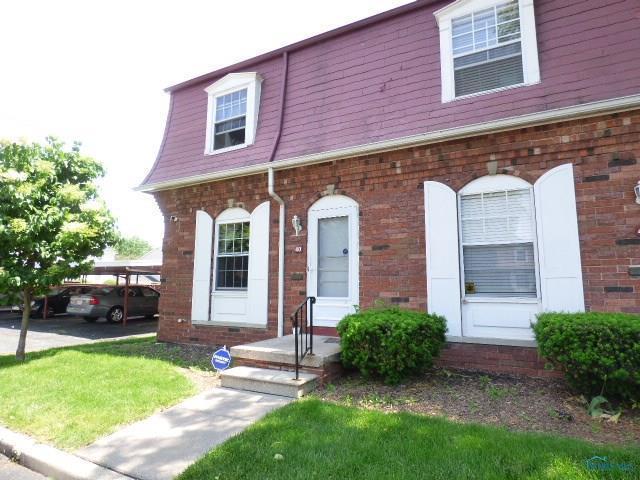 3217 Glanzman Rd E #40, Toledo, OH 43614 (MLS #6041291) :: RE/MAX Masters