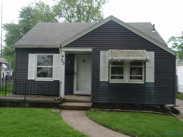 23 W Poinsetta, Toledo, OH 43612 (MLS #6041375) :: RE/MAX Masters
