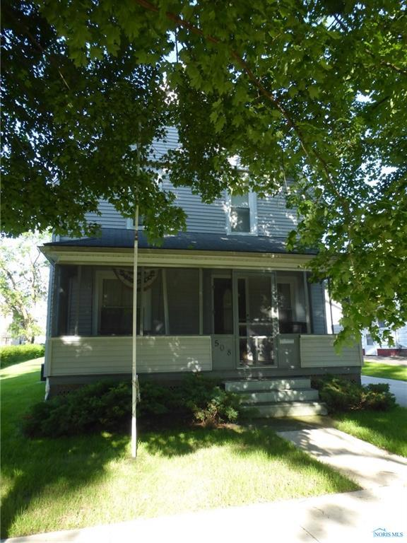 508 S Harrison, Montpelier, OH 43543 (MLS #6041667) :: RE/MAX Masters