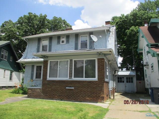 66 Rockingham, Toledo, OH 43608 (MLS #6042920) :: Key Realty