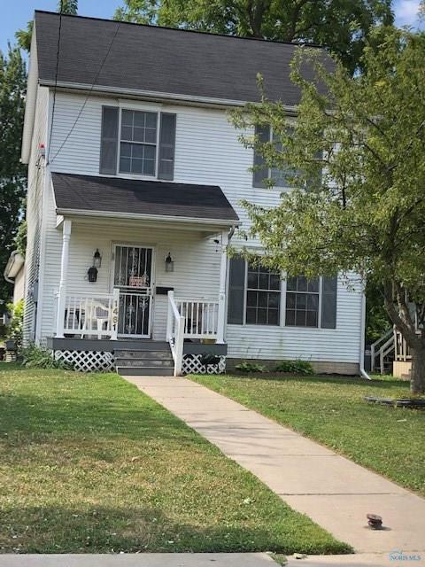 1461 Milburn, Toledo, OH 43606 (MLS #6043403) :: Key Realty