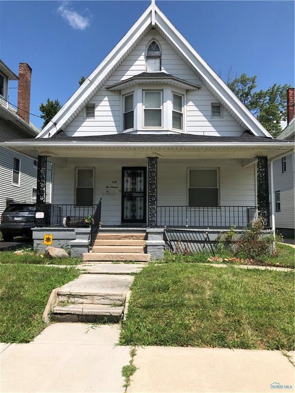 216 W Delaware, Toledo, OH 43610 (MLS #6043750) :: Key Realty