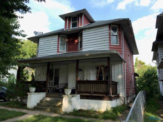 2452 Lawrence, Toledo, OH 43620 (MLS #6045467) :: Key Realty