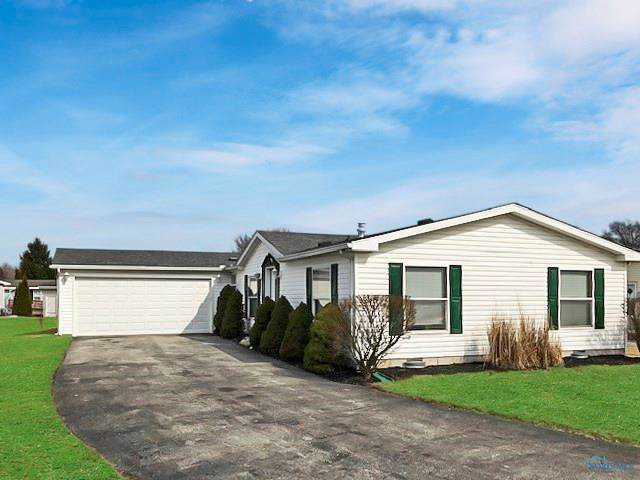 1225 Greystone, Toledo, OH 43615 (MLS #6045472) :: Key Realty
