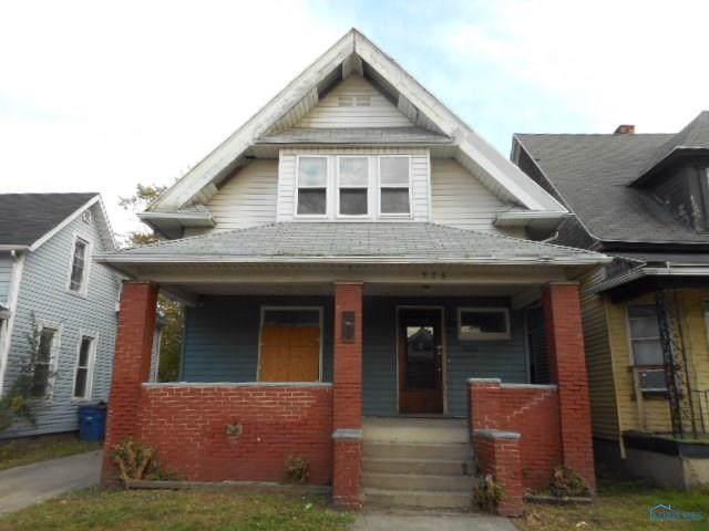 926 Prouty, Toledo, OH 43609 (MLS #6046822) :: Key Realty