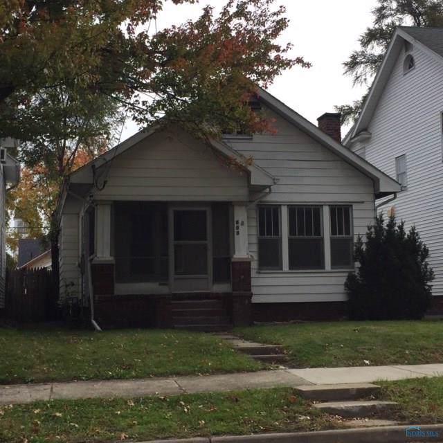 809 Woodsdale, Toledo, OH 43609 (MLS #6046873) :: Key Realty