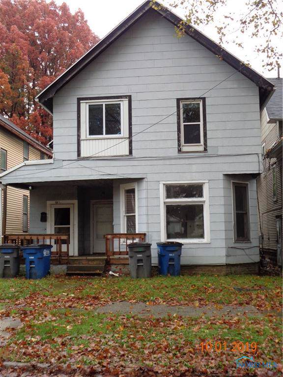 137 Gibbons, Toledo, OH 43609 (MLS #6047201) :: RE/MAX Masters