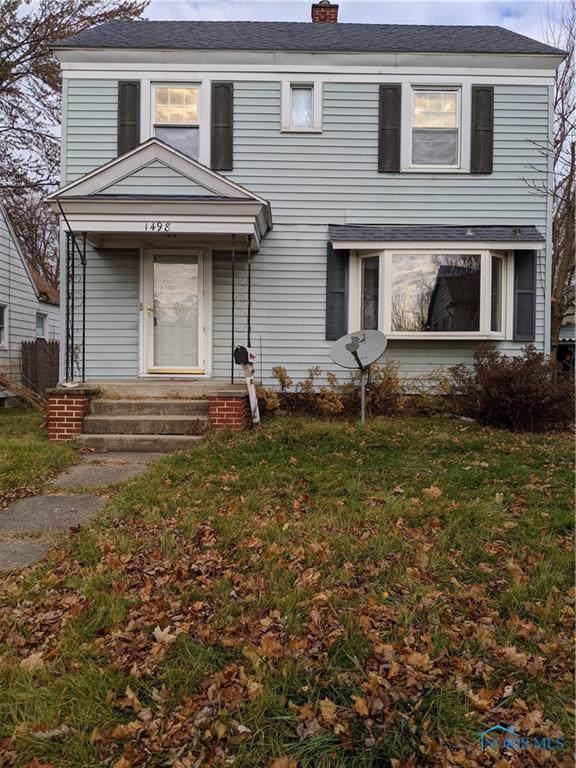 1498 Schuyler, Toledo, OH 43612 (MLS #6048376) :: RE/MAX Masters