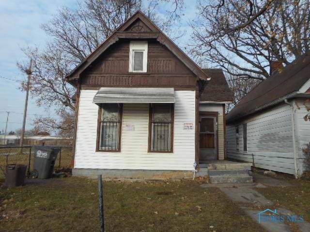 1640 Norwood, Toledo, OH 43607 (MLS #6048386) :: The Kinder Team