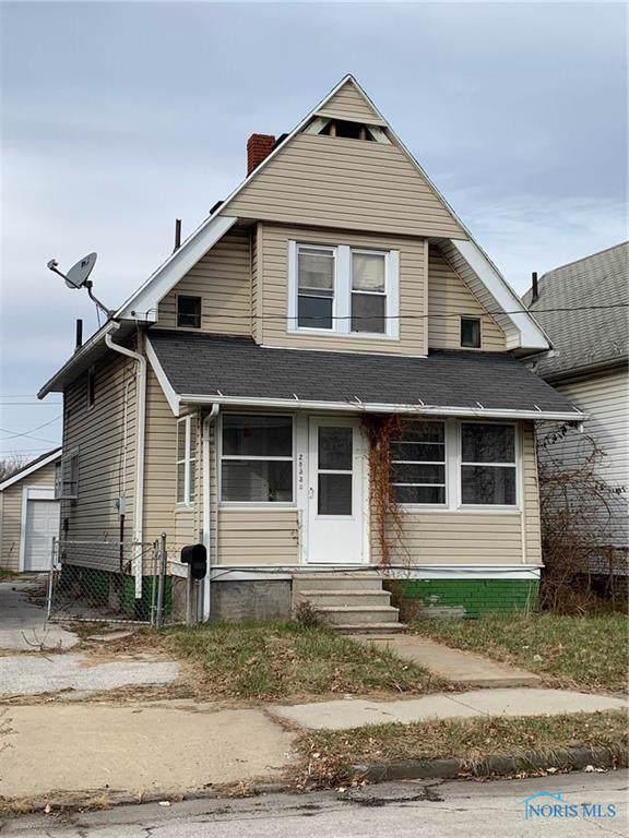 2833 N Erie, Toledo, OH 43611 (MLS #6048495) :: The Kinder Team