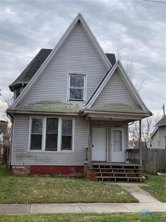 1125 Newbury, Toledo, OH 43609 (MLS #6048519) :: Key Realty