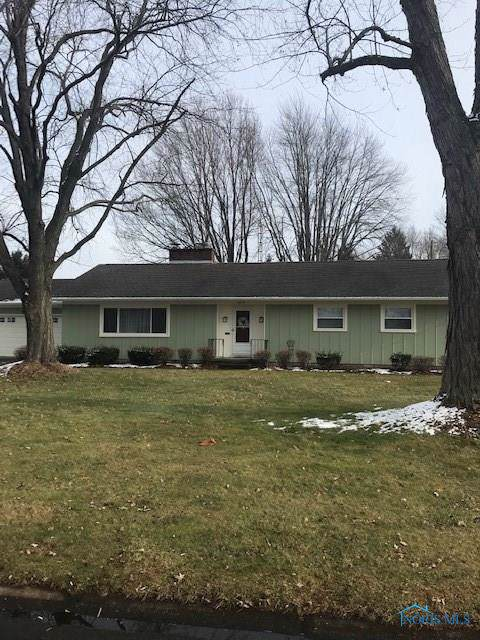 1010 Fairview, Napoleon, OH 43545 (MLS #6048607) :: RE/MAX Masters