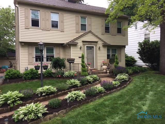 4122 Northmoor, Toledo, OH 43606 (MLS #6049510) :: Key Realty